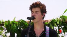 Shawn Mendes Performs 'In My Blood' For Sunrise