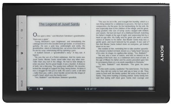 Switched On: Sony plays both ends against the Kindle