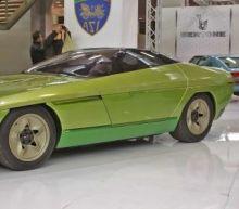 1984 Bertone Ramarro Corvette: The concept we forgot