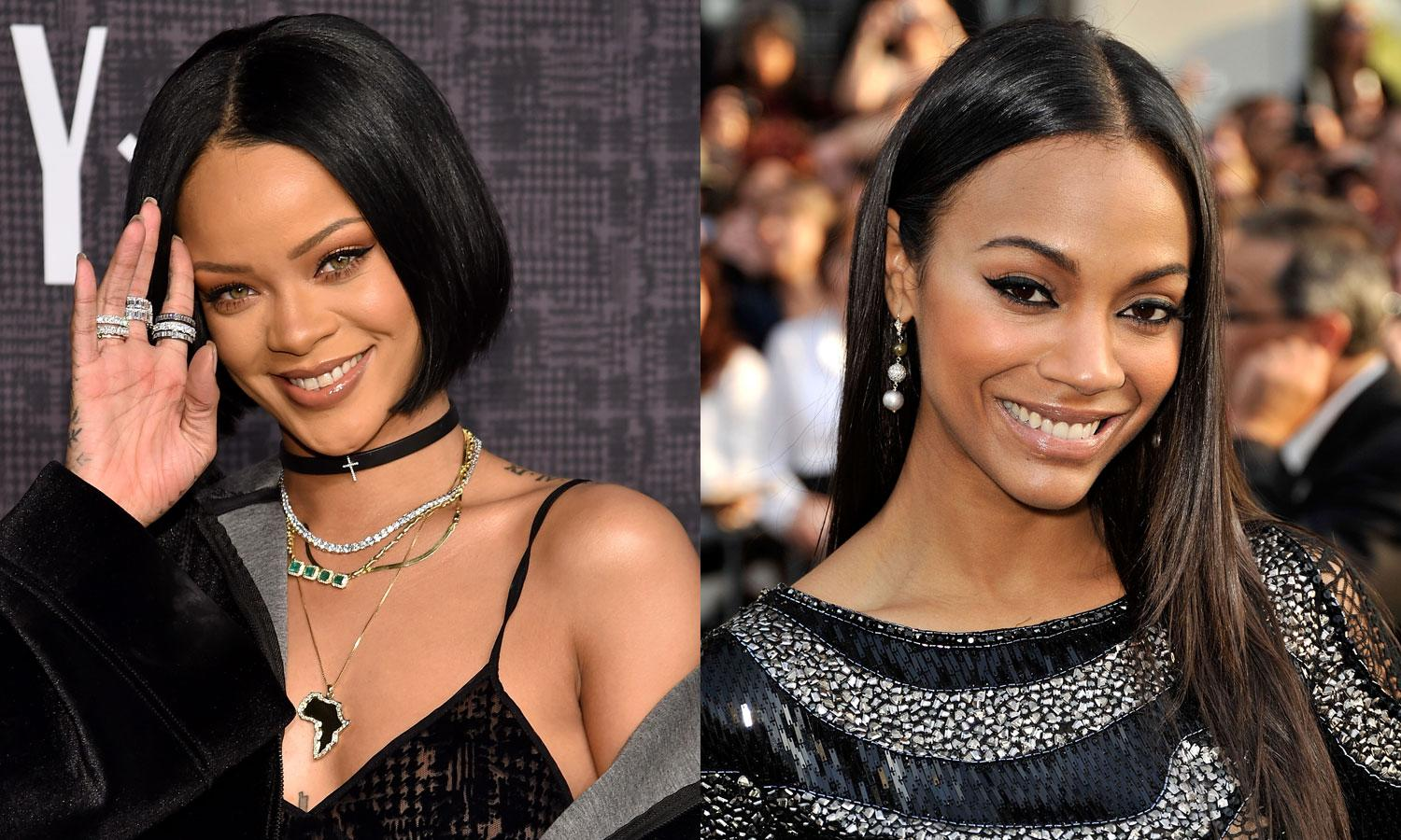 Glass hair isn't a new trend, says celebrity hairstylist