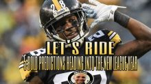 Podcast: 5 bold predictions for the Steelers heading into the new league year