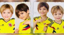 Shakira & Piqué: Endlich ein neues Foto von ihren beiden Söhnen