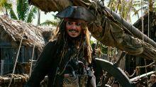 Disney se ahorrará $90 millones al eliminar a Johnny Depp de Piratas del Caribe