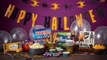 Morrisons launches Halloween and Bonfire Night goody box deliveries for a little autumn magic