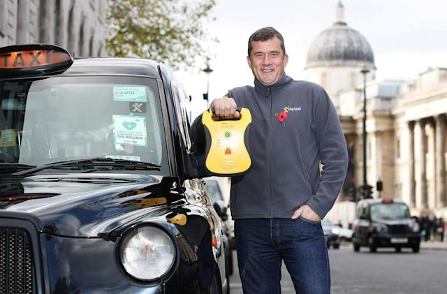Mytaxi offers London cabbies free medical training