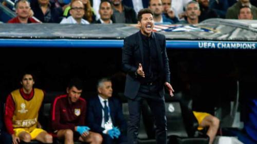 Simeone comenta ida de Neymar ao PSG e diz: 'Não nos afeta em nada'