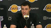 Larry Nance Jr. describes how apology went with Kobe Bryant