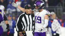 Minnesota Vikings' Adam Thielen heads to the Reserve/COVID-19 list
