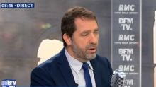 """Castaner """"n'exclut pas"""" que le gouvernement ait recours aux ordonnances pour réformer la SNCF"""