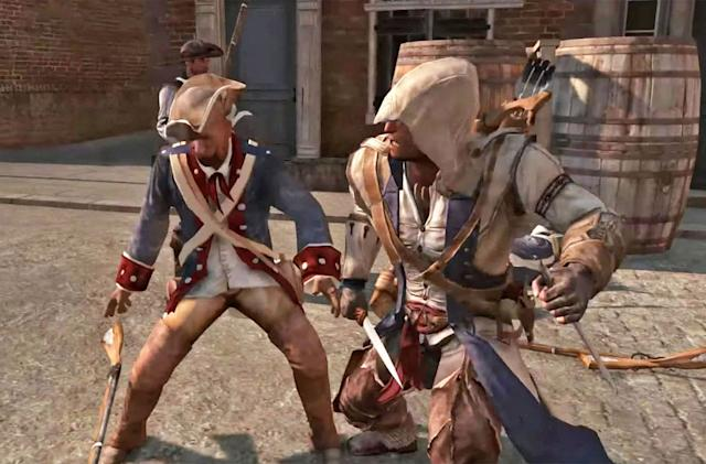 Switch owners can play 'Assassin's Creed III Remastered' May 21st