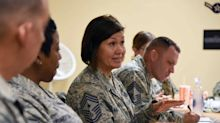 In US Military First, the Air Force has Picked a Woman as Top Enlisted Leader