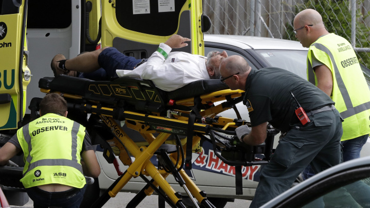 At least 49 killed in New Zealand mosque attacks 911bba9dd75