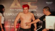 Wannabe star Steven Lim shares thoughts ahead of Asia Fighting Championship