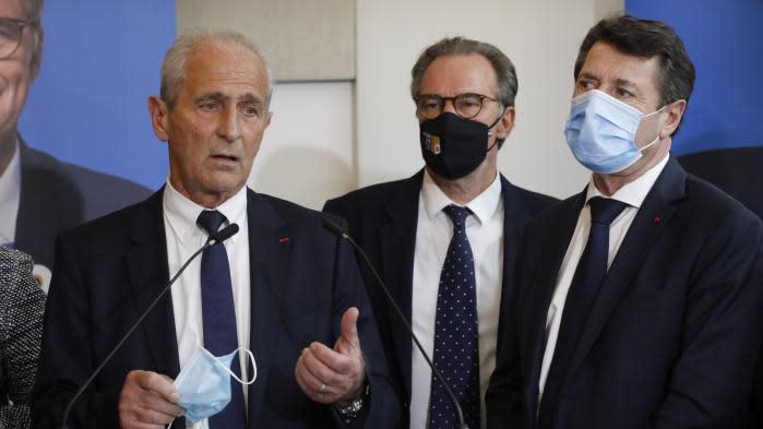 """Régionales en Paca: """"Christian Jacob m'a traité de malfaisant"""", s'insurge le maire de Toulon Hubert Falco qui quitte Les Républicains"""