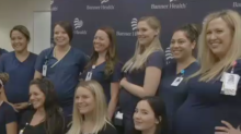 16 nurses from same Arizona intensive care unit pregnant at same time