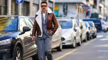 秋冬男生層次穿搭,7個值得參考的時尚造型示範