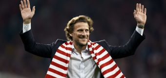 I wish I could have played in this Atletico side