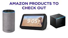 Which Amazon products should you be looking out for in 2019?