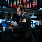 Stock market news live updates: Stocks jump, Dow gains 411 points
