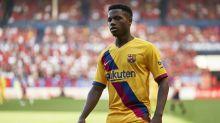 VIDEO - À 16 ans et 10 mois, Ansu Fati devient le plus jeune buteur de l'histoire du FC Barcelone