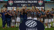 André Rizek enaltece título do Fluminense sobre o Flamengo na Taça Rio: 'Tá louco! Mereceu demais'