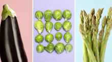 35 All-You-Can-Eat Veggies