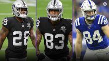 Fantasy Injury Updates: Josh Jacobs, Darren Waller, Jack Doyle affect Week 3 start 'em, sit 'em calls