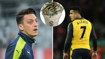 Gossip: Arsenal offer Sanchez and Ozil '20% pay rises', Madrid 'demand £75m for Morata'