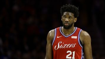 Embiid's choice for G.O.A.T. isn't a typical one