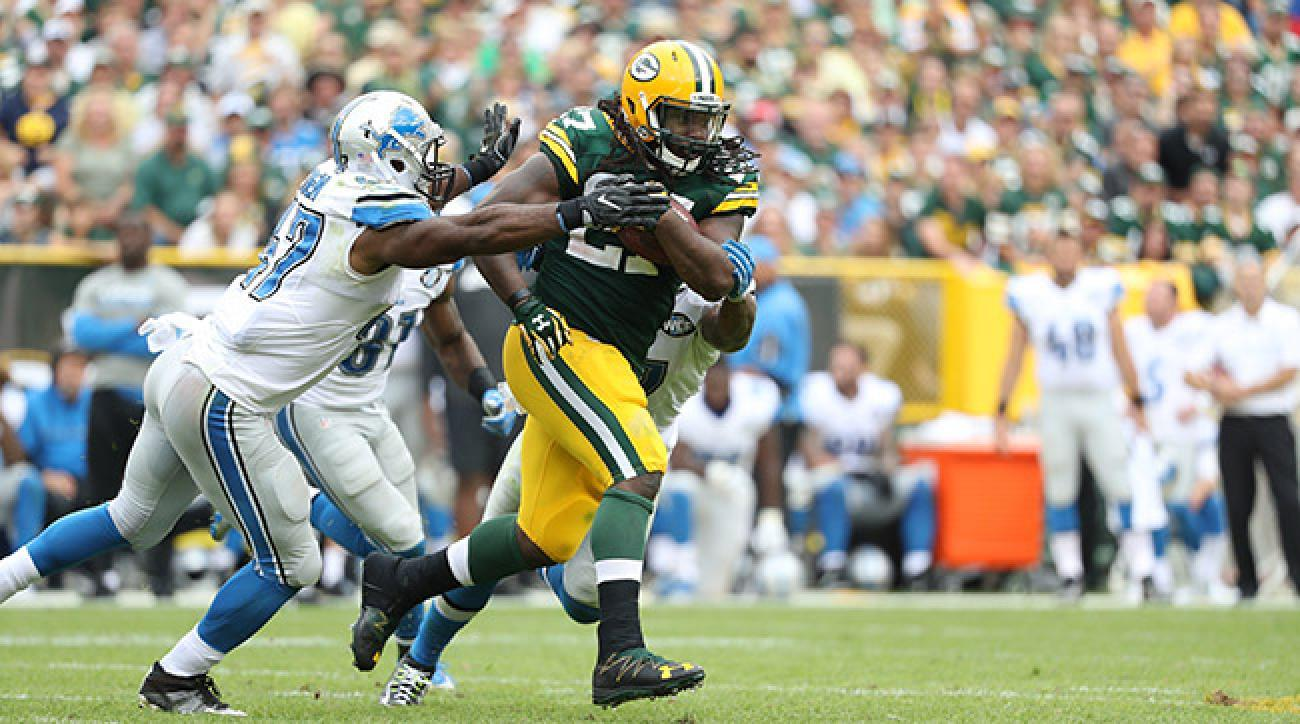 Eddie Lacy Sports Illustrated When NFL Contracts Wan...