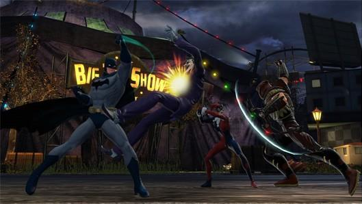 New video shows off DCUO's tech-based mentors