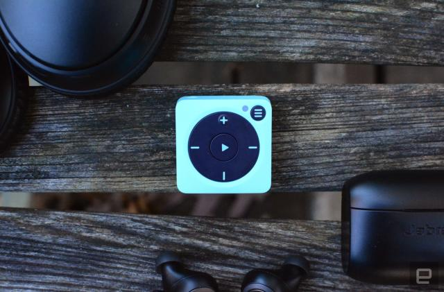 Mighty Vibe review: A much improved iPod Shuffle for Spotify
