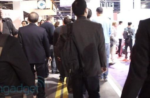 Behind the scenes at CES 2012: getting to a hands-on (video)