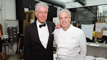 Who is Anthony Bourdain's friend Eric Ripert?