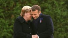 Berlin treads softly-softly on Macron over deficit