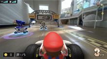 Experience Mario Kart in the real world with Mario Kart Live: Home Circuit