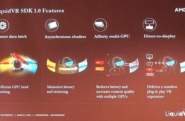 'Liquid VR' is AMD's push into virtual reality with software