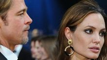 Inside Brad and Ange's year from hell