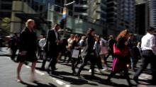 Australia's unemployment rate at 5% after faster than expected fall