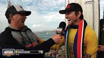 Grant 'Twiggy' Baker wins Mavericks surf contest