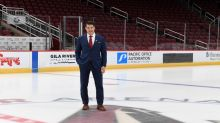 Coyotes Bill Armstrong discusses getting GM job, building roster