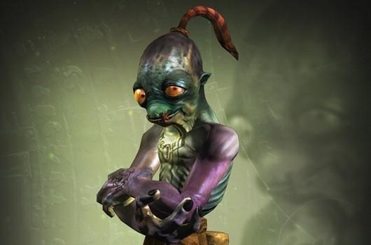 See Oddworld's Abe rendered in HD
