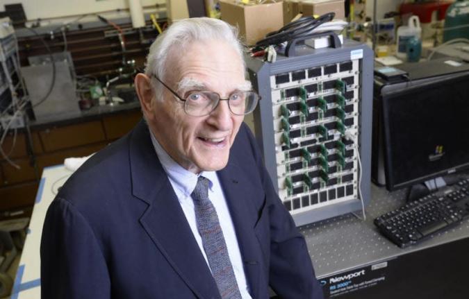 Lithium-Ionen Erfinder legt mit neuer Batterie-Technologie nach