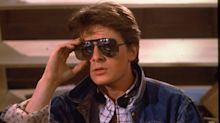 Back To The Future writer on why Michael J Fox replaced Eric Stoltz