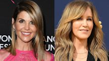 Lori Loughlin and Felicity Huffman appear in federal court, do not enter pleas