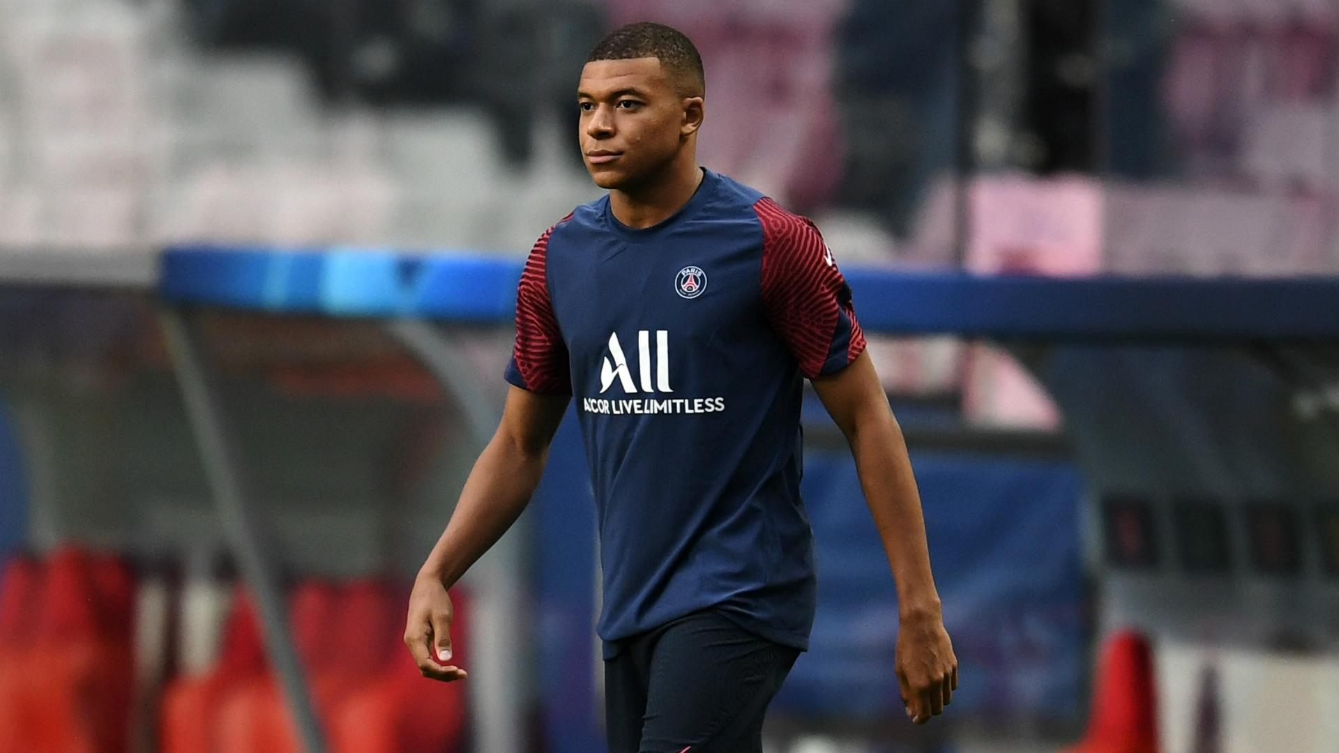 Mbappe Starts For Psg In Champions League Semi Final Against Rb Leipzig