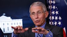 Fauci says Americans need to 'hunker down and get through this fall and winter,' or else play a game of whack-a-mole with the COVID-19 virus
