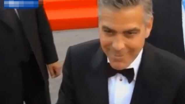 Georges Clooney fait vibrer Hollywood