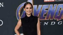 Natalie Portman confunde a los fans al aparecer en el estreno de Vengadores: Endgame