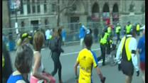 Marathon participants return home